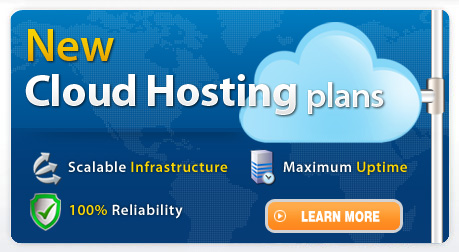 New Cloud Hosting Plans