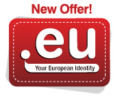 .EU domains offer