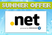 .NET domains offer