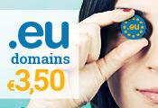 .EU domains offer