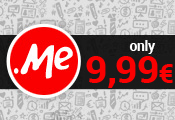 .ME domains offer